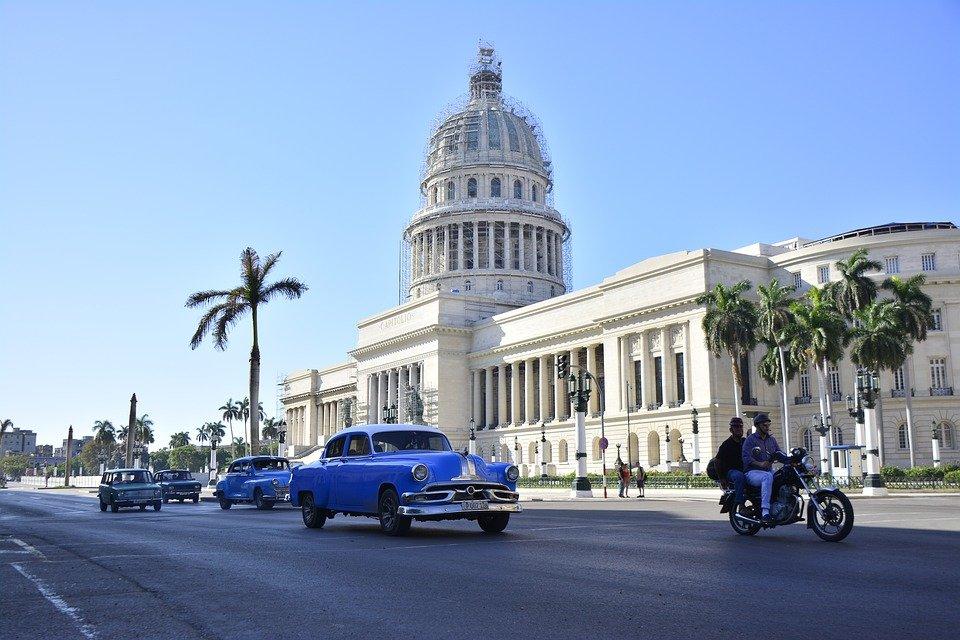 Vacances du Cuba