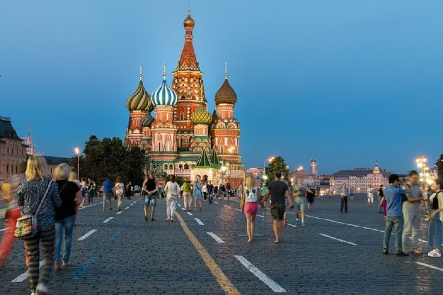 Indemnisation d'un voyage à Moscou