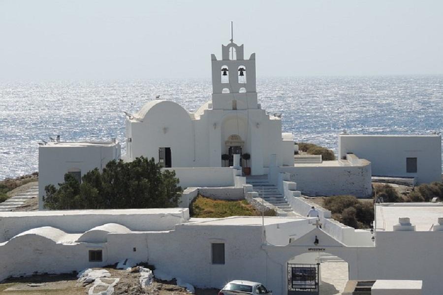 L'île de Sifnos pour des vacances paisibles en Grèce